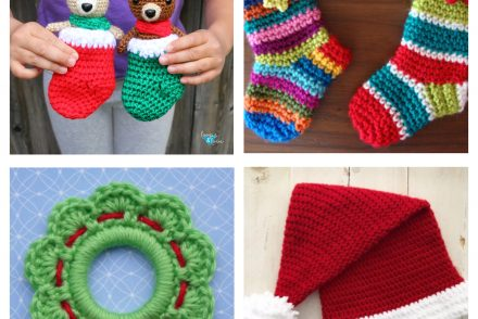 Crochet Christmas Gifts