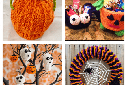 Free Crochet Halloween Patterns