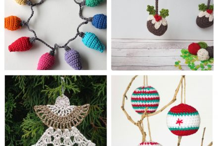 Crochet Christmas Decorations Patterns